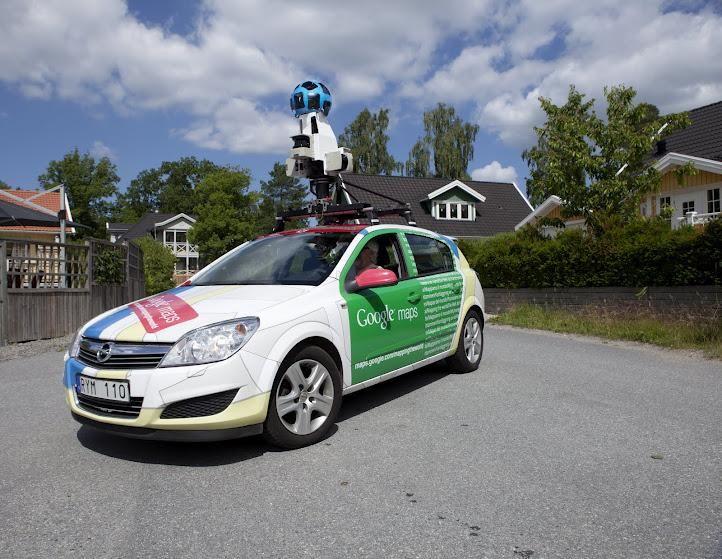 Google Maps Snima Po Ulicite Na Ruse Arena Media